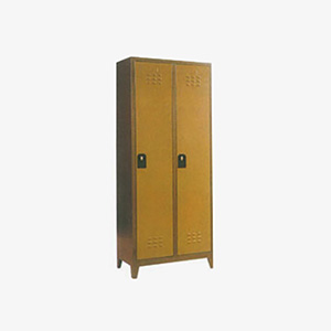 Locker with 2 Compartments (EM 072A) - Locker
