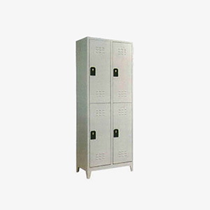 Locker with 4 Compartments (EM 074) - Locker