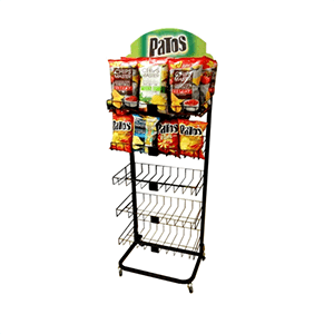 4x5 Cips Stand - Stand