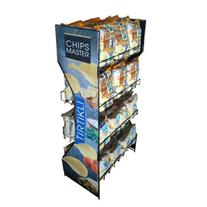 Chips Master Product Display Stand - Stand