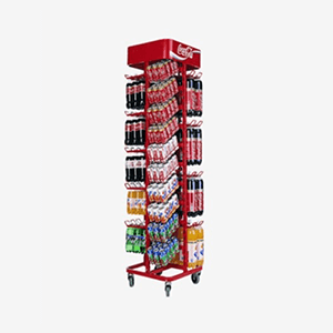 Coca-Cola Product Display Stand - Stand